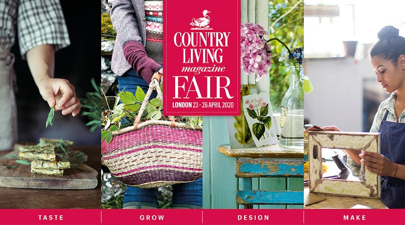 COUNTRY LIVING SPRING FAIR 2020