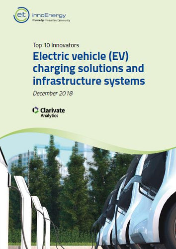 The top 10 innovators in: Electric vehicle (EV) charging solutions and infrastructure systems