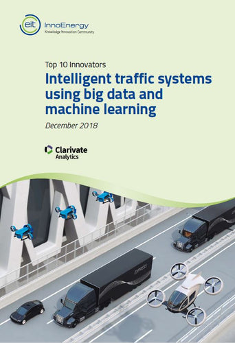 The top 10 innovators in: Intelligent traffic systems using big data and machine learning