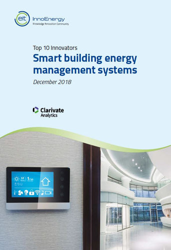 The top 10 innovators in: Smart building energy management systems
