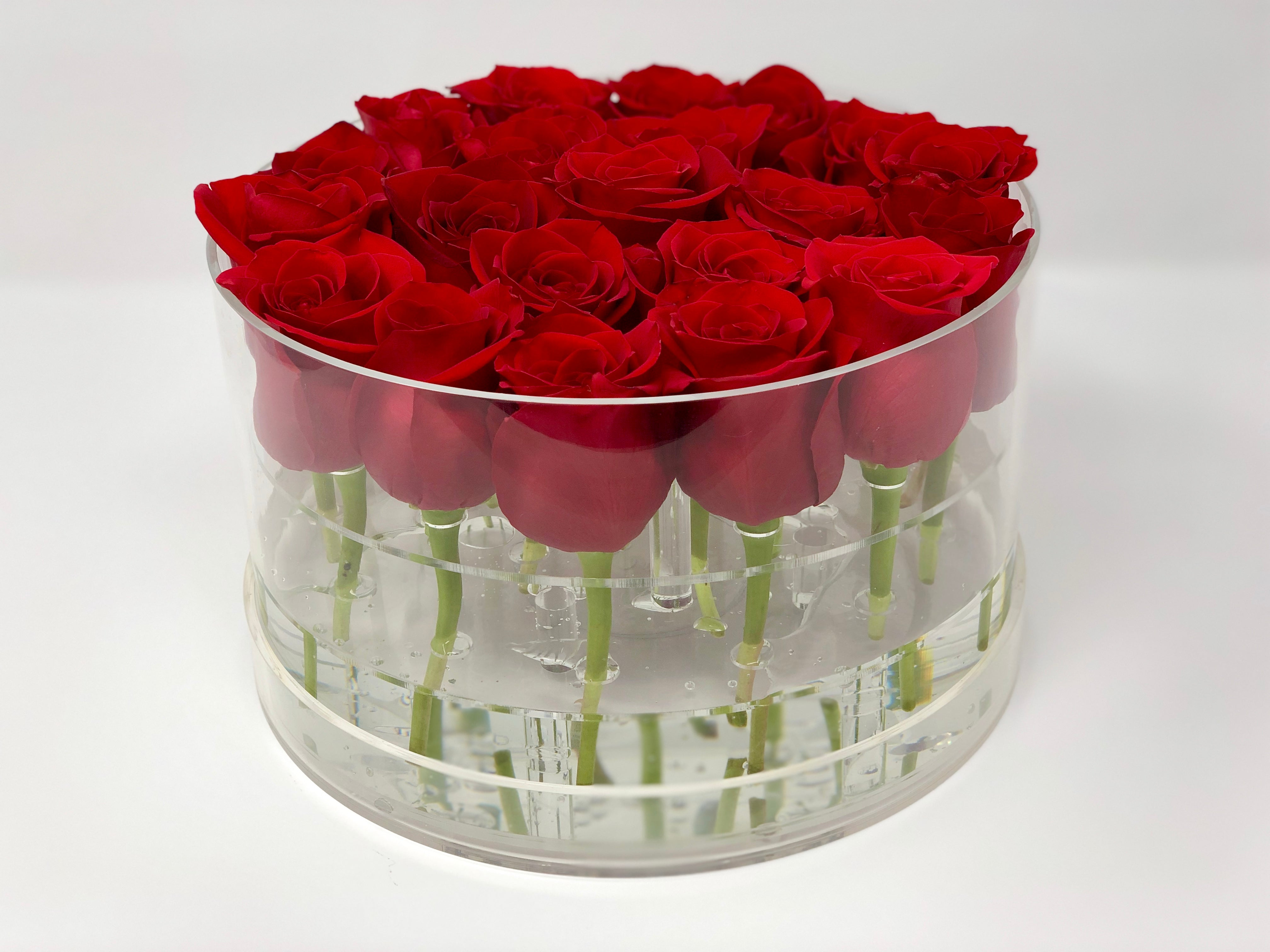 The Timeless Red Rose Box - Large