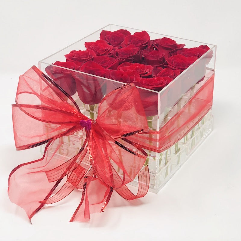 BUILD YOUR OWN: Elle Box Forever Rose - Solid