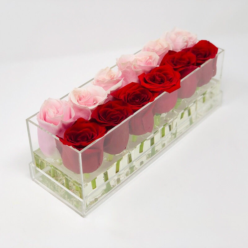 Meli Box Forever Rose - Stripe