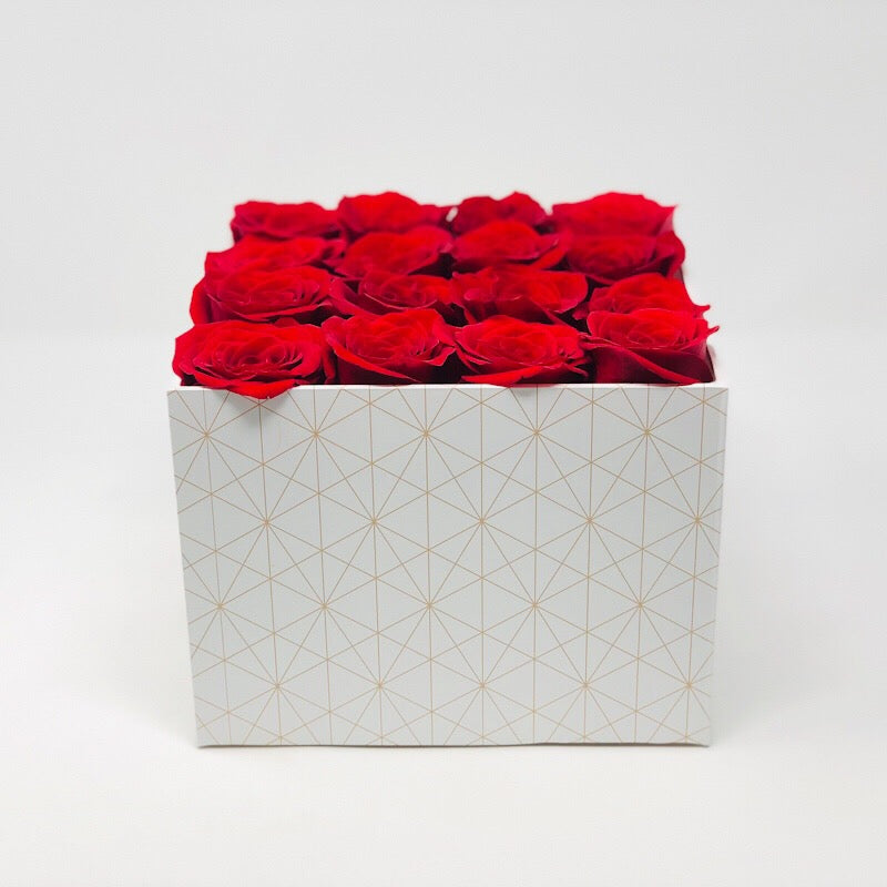 BOX with Pattern design