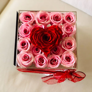 Elle Box Forever Rose - Solid - Ohana Moments