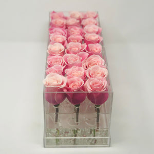 The Classic Light Pink Forever Rose Box - Large