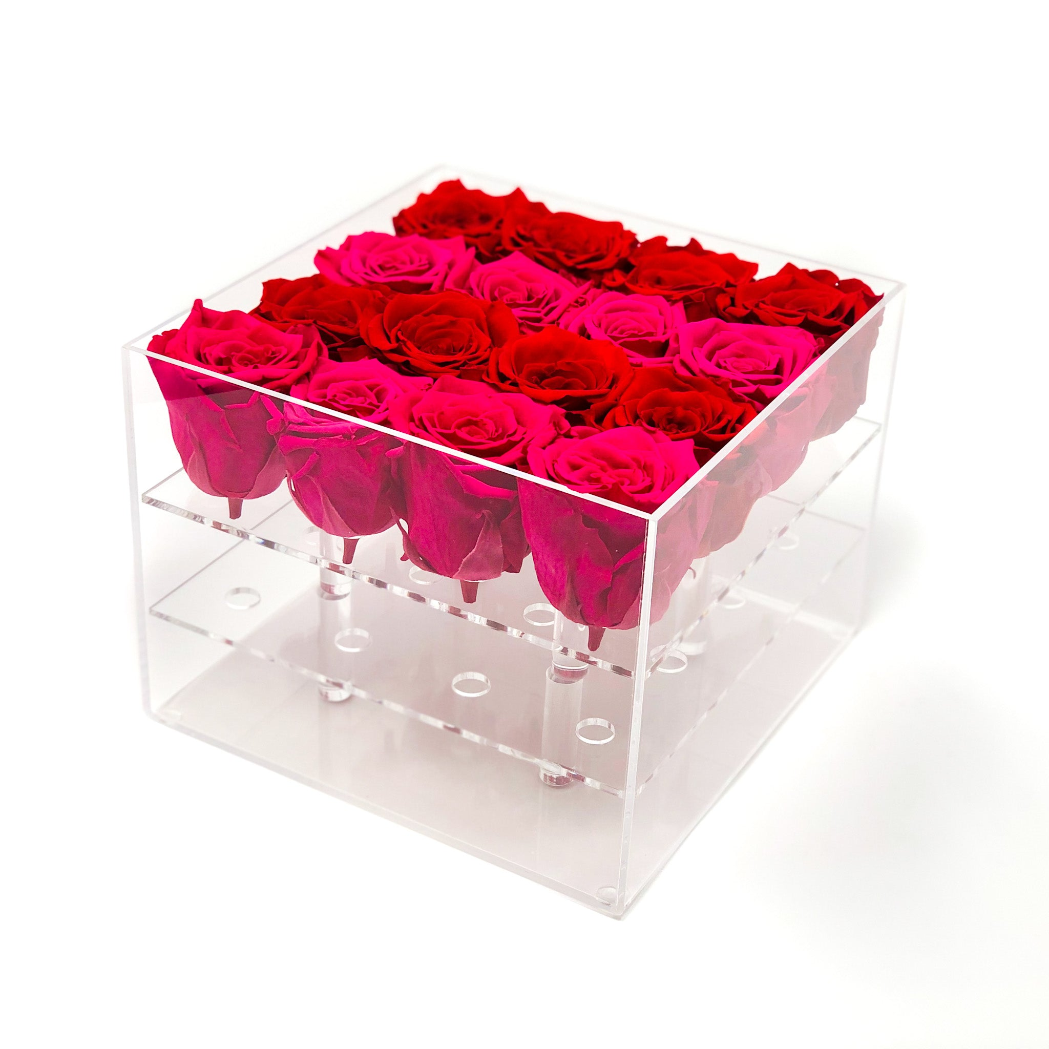 I Woke Up Like This Forever Rose Box - Medium