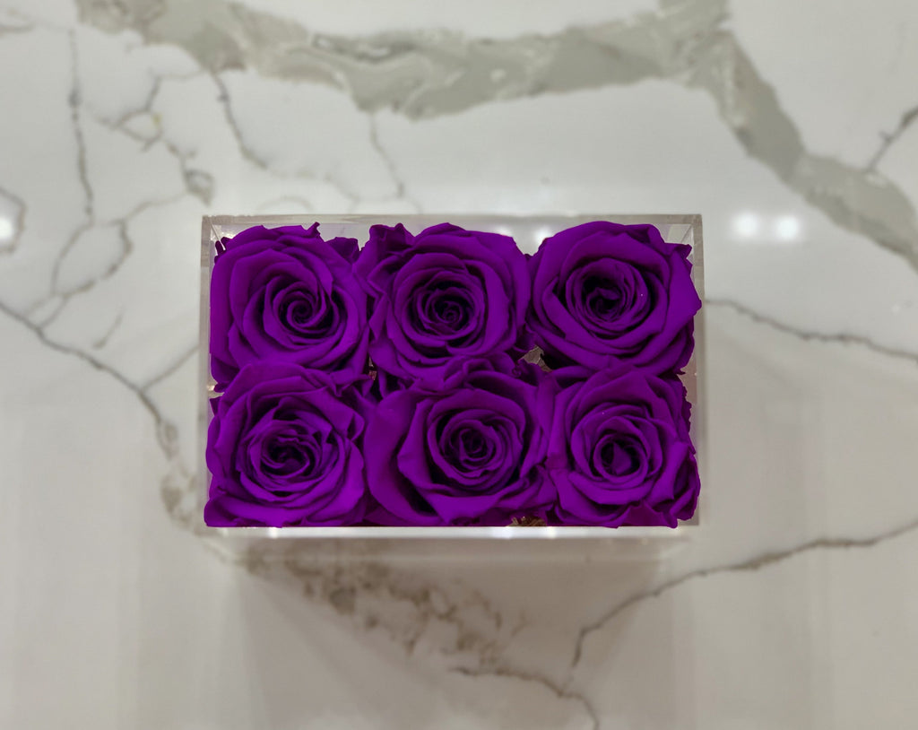 Lisi Box Forever Rose - Solid