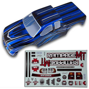 Redcat Racing 50913 1/5 Blue and Black Truck Body | RedcatRacing.Toys