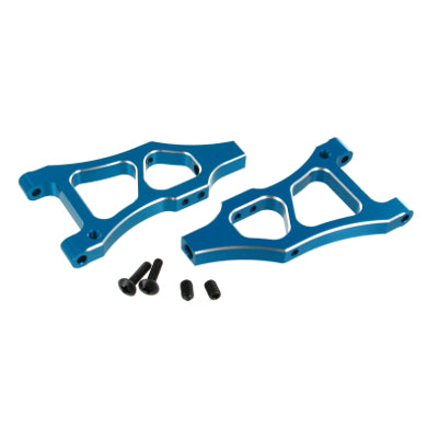 Redcat Racing Aluminum Front Lower Arms, Blue (2pcs) 06040B | RedcatRacing.Toys