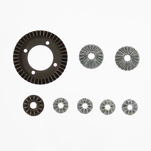 Redcat Racing Ring (43T), Pinion (13T), and Spider Gears BS803-027 - RedcatRacing.Toys
