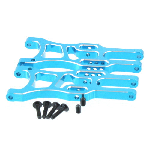 Redcat Racing Aluminum front lower arm (2pcs)(blue) 06050B * DISCONTINUED - RedcatRacing.Toys