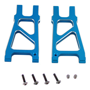 Redcat Racing Aluminum rear lower arm (2pcs)(blue)(Same as 188821) 08039B | RedcatRacing.Toys