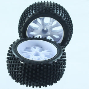 Redcat Racing BS701-003 1/10 Caldera XB Buggy Tires, Rear BS701-003 - RedcatRacing.Toys