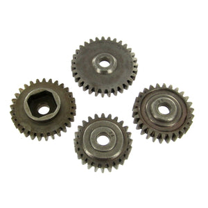Redcat Racing 54090 Steel Gear Set (29T/31T/26T/24T) 54090 - RedcatRacing.Toys