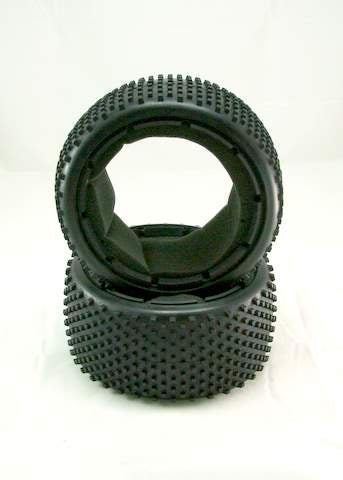 Redcat Racing Rear Tires, 2pcs RAMPAGE DUNERUNNER,RAMPAGE TT 51002 | Redcat Racing