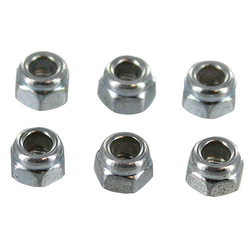 Redcat Racing H017 Lock Nut M2.5 (6pcs) - RedcatRacing.Toys