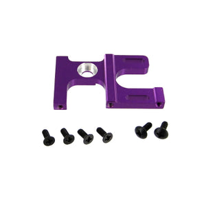 Redcat Racing  103071 Lightweight Aluminum Motor Mount, Purple  103071 - RedcatRacing.Toys