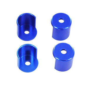 Redcat Racing Shock Absorber Protective Cap, Blue (Al) 050029 - RedcatRacing.Toys