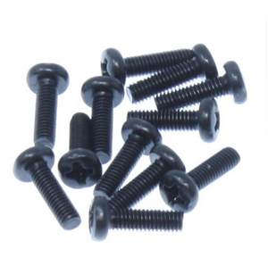 Redcat Racing BM3*10mm Phillips Screw BS903-079RR | RedcatRacing.Toys