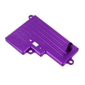 Redcat Racing 102264 Aluminum Battery Box Cover, Purple ~ | RedcatRacing.Toys