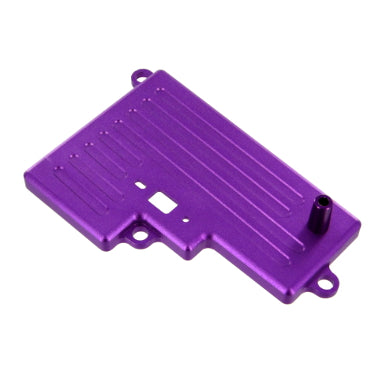 Redcat Racing 102264 Aluminum Battery Box Cover, Purple ~ | Redcat Racing