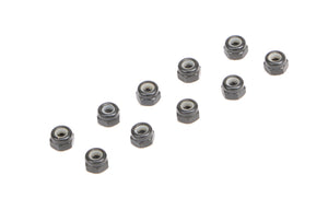 Redcat Racing 111007ST 3mm Steel Locknut (10) - RedcatRacing.Toys