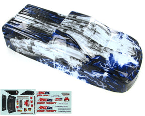 Redcat Racing Groundpounder Body, AMSOIL Shock Therapy BS908-008AL | RedcatRacing.Toys