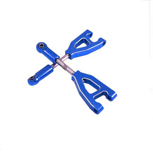 Redcat Racing  Aluminum Rear Upper Suspension Arm (2pcs)(Blue) 050013 | RedcatRacing.Toys