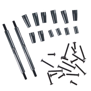Redcat Racing Enhanced (F/R) Short Linkage Bars (F/R) Gear Post Caps and Bushes RCL-H109 | Redcat Racing