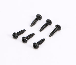 Redcat Racing 116310RCR 3x10mm Steel RH TP Screw (cross) (6) | RedcatRacing.Toys