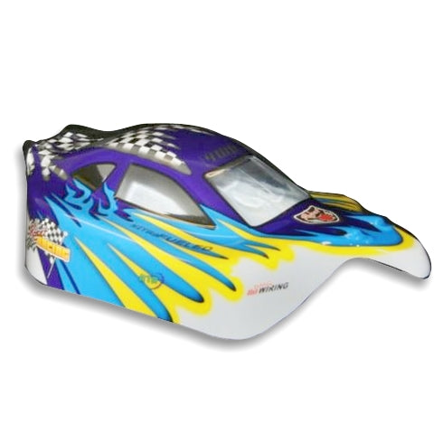 Redcat Racing 10705 1/10 Buggy Body Purple and Blue  10705 | Redcat Racing