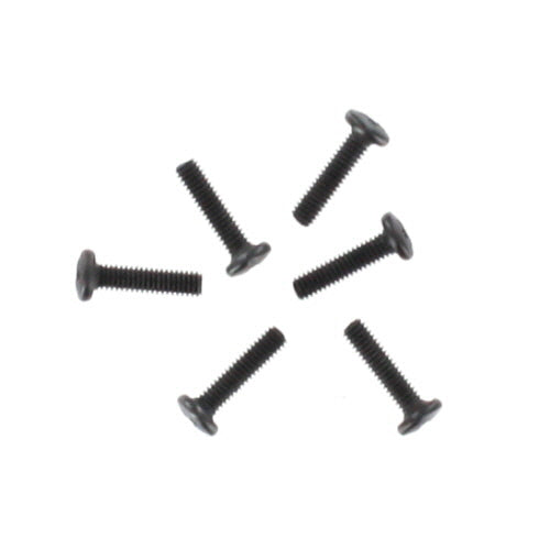 Redcat Racing 23633 Button Head Screws 2.5*10 6P - RedcatRacing.Toys