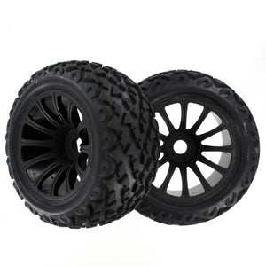 Redcat Racing  Tire unit (plastic)  BS910-049 - RedcatRacing.Toys