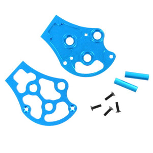 Redcat Racing 188870 Aluminum Center Transmission Housing, Blue 188870 - RedcatRacing.Toys