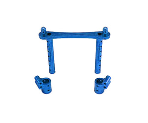 Redcat Racing Aluminum Body Posts, Blue  050015B | Redcat Racing