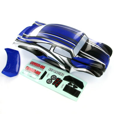 Redcat Racing  1/10 Baja Body Blue and Black  88215