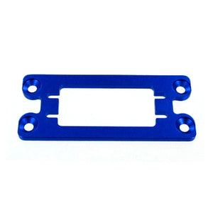 Redcat Racing 054012 Aluminum Servo Top Mount, Blue - RedcatRacing.Toys