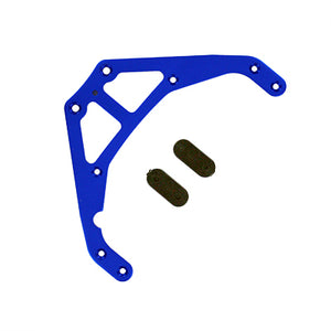 Redcat Racing Aluminum Front Upper Plate/Post  54008 - RedcatRacing.Toys
