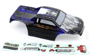 Redcat Racing R680-BL 1/16 Rock Crawler Body, Blue | Redcat Racing