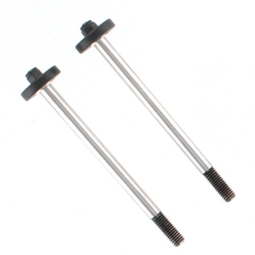 Redcat Racing 07196 Front Shock Shaft and Piston (80mm) - RedcatRacing.Toys