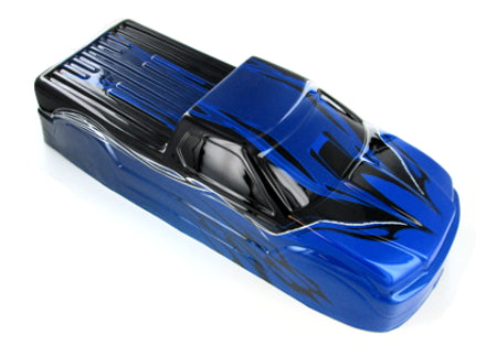 Redcat Racing BS908-008B 1/10 Caldera Truck Body, Blue and Black BS908-008B | Redcat Racing