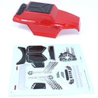 Redcat Racing BT1001-023RR Body for  Trailhunter Redcat Racing BT1001-023RR Body for  Trailhunter | Redcat Racing
