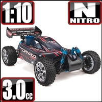 Redcat Racing Tornado S30 Buggy 1/10 Scale Nitro BLACK/RED Redcat Racing Tornado S30 Buggy 1/10 Scale Nitro BLACK/RED - RedcatRacing.Toys