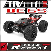 Redcat Racing Team Redcat TR-MT8E BE6S  Monster Truck 1/8 Scale Brushless Electric Redcat Racing Team Redcat TR-MT8E BE6S  Monster Truck 1/8 Scale Brushless Electric - RedcatRacing.Toys