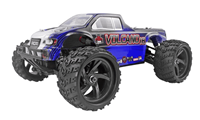 Redcat Racing Volcano-18 V2 1/18 Scale Electric Truck Blue Redcat Racing Volcano-18 V2 1/18 Scale Electric Truck Blue | Redcat Racing
