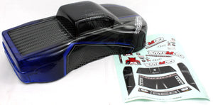 Redcat Racing TerreMoto Truck Body, Blue BS810-031B - RedcatRacing.Toys