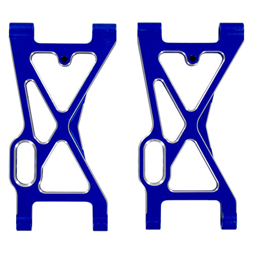 Redcat Racing 050001 Aluminum Front Lower Suspension Arms, Blue  050001 - RedcatRacing.Toys