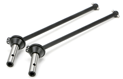 Redcat Racing 505204C New Universal Driveshaft (2)(C Clip ver.) - RedcatRacing.Toys