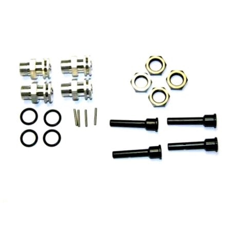 Redcat Racing 12mm to 17mm Wheel Hex Upgrade BS17MM-Kit  / RCR-1005 - RedcatRacing.Toys